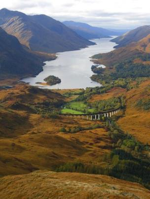 Loch Shiel and Glenfinnan