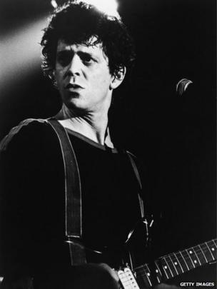 Lou Reed in the 1970s