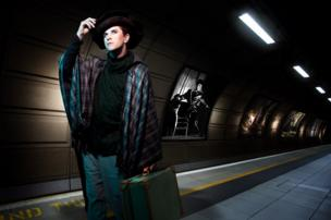 Steve Strange - One Man on a Lonely Platform