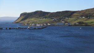 Uig Bay