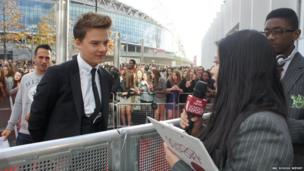 We grabbed an interview with Conor Maynard who told us that when he was a teen, he didn't have much interest in music. He said he was 'just a normal kid at school in Brighton who kept getting sent out of class' – which he told the School Reporters not to do!