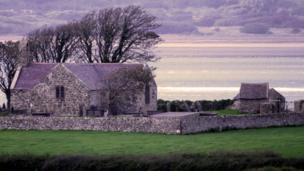 St Baglan Church, Gwynedd