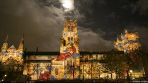 Durham Cathedral - Crown of Light by Ross Ashton, Robert Ziegler, John Del'Nero