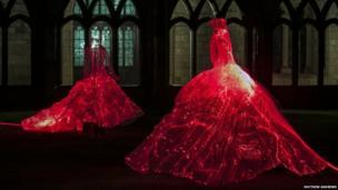 Dresses by Taegon Kim