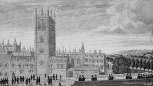 Magdalene College, time of Charles I