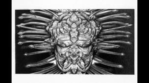 Palesa Protea, by Tom Gallant