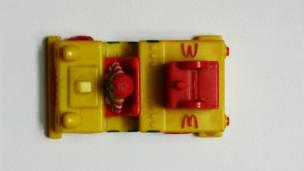 Happy meal toy.