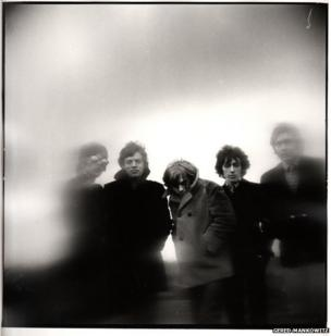 The Rolling Stones Early Morning Album Cover Shoot for Between the Buttons, Primrose Hill, London November 1966