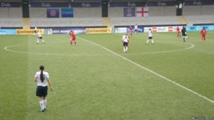 England Women Under-17s v Portugal Women Under-17s