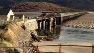 Barmouth Bridge