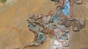 Niger, Feb. 13, 2013 – Arlit Uranium Mine