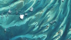 Schooner Cays, Bahamas.