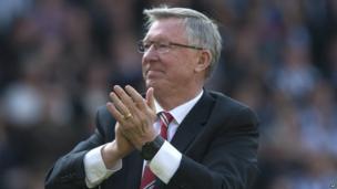 Alex Ferguson's last game