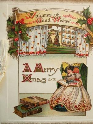 Card aimed at children 1910 - 1920