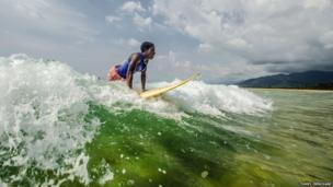 K-K surfing