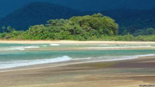 Bureh beach