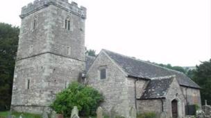 St. Peter's Church, Llanbedr