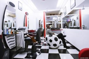 The Barbers, Accra, No. 7, 2012