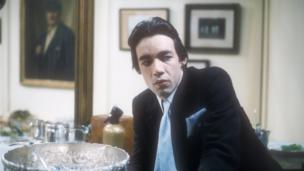Roger Lloyd Pack as Sidney Bagley in Play For Today: Brassneck
