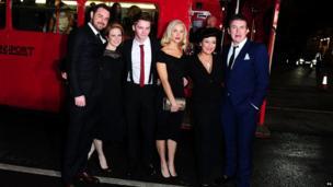 EastEnders cast members