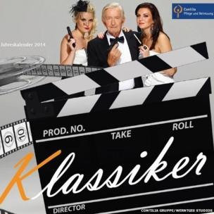 Cover of calendar. Photos by permission of www.contilia.de
