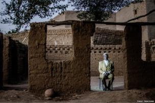 Baba Maiga in Djenne, Mali