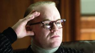 Philip Seymour Hoffman as Truman Capote