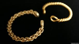Iron Age Gold Torcs