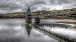 Pontsticill Reservoir, Brecon Beacons
