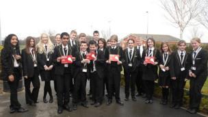 The Hayfield School in Doncaster School Report Team 2014