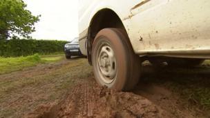 Muddy start