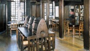 Mackintosh library