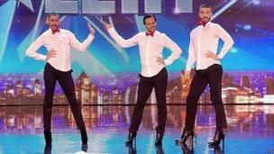 Yanis Marshall, Arnaud and Mehdi