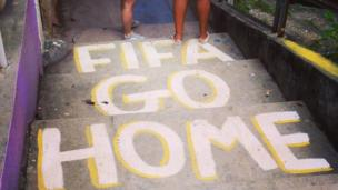 FIFA go home