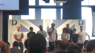 Diversity on stage