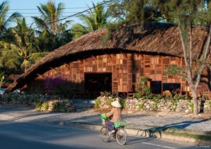 Salvaged Ring, Nha Trang, Khanh Hoa, Vietnam