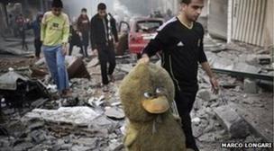 Gaza joins Global March to Jerusalem | Palestine | Worldbulletin News