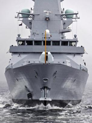 Type 45 destroyer, HMS Duncan