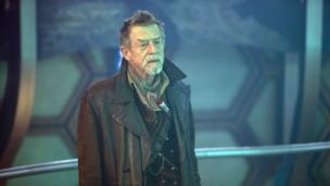 The War Doctor John Hurt