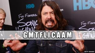 Foo Fighters to password in six steps