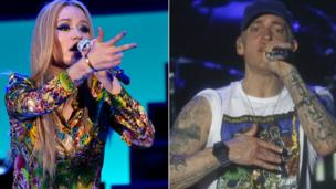 Iggy criticises Eminem rape lyrics
