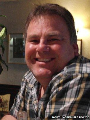 Image caption Paul Morrison was assaulted on 1 November - _79186325_paulmorrison