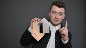 Sam Smith sells 1m albums in UK & US