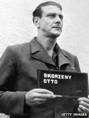 On trial at Dachau