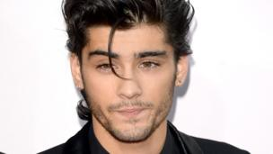 Zayn Malik says 'I've let fans down'