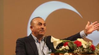 Тышкы иштер министри Мевлют Чавушоглу