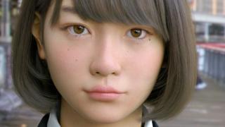 A CGI image of Saya