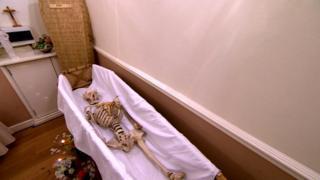 Haydock skeleton
