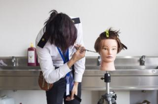 Wenfeng Hair and Beauty Salon hairdressers in Shanghai