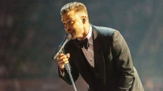 Timberlake to perform at Eurovision